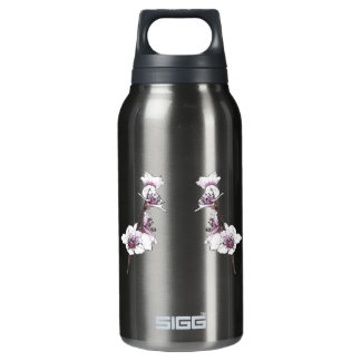 Spring Cherry Blossoms Insulated Water Bottle