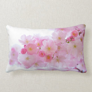 Spring - Cherry Blossoms Lumbar Pillow