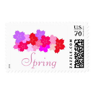 Spring Cherry Blossoms Postage