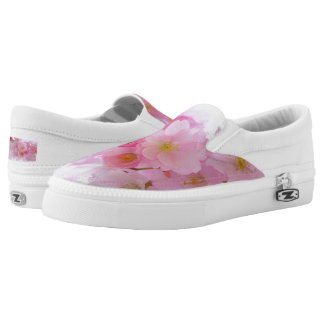 Spring - Cherry Blossoms Slip-On Sneakers