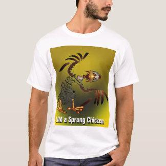 Spring Chicken Sprung T-Shirt