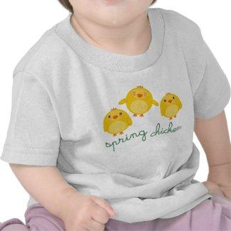 SPRING CHICKEN - t-shirt shirt