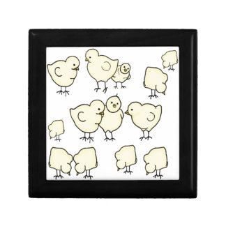 Spring Chicks by Kindred Design Gift Box