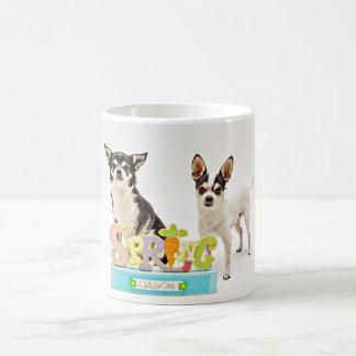 Spring Chihuahua's Coffee Mug