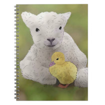 Spring children notebook