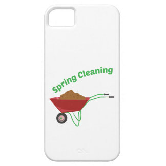 Spring Cleaning iPhone 5/5S Case