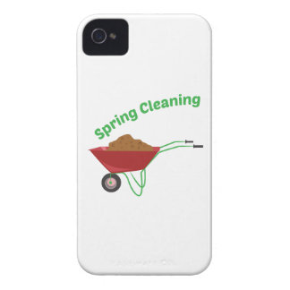 Spring Cleaning iPhone 4 Case-Mate Case