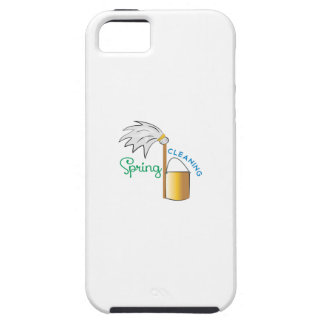 Spring Cleaning iPhone 5 Covers