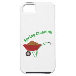 Spring Cleaning iPhone 5/5S Cover