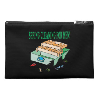Spring Cleaning For Men Travel Accessories Bag