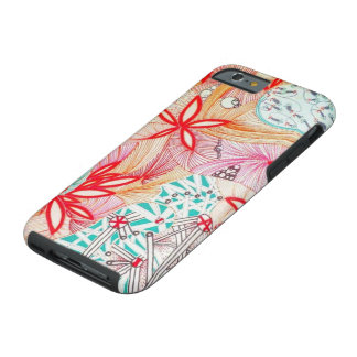 Spring Cocktail Tough iPhone 6 Case