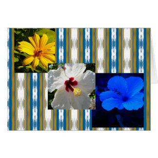Spring Collage Greeting Cards
