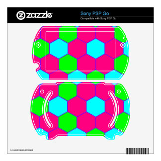 Spring Colors Skins For The PSP Go