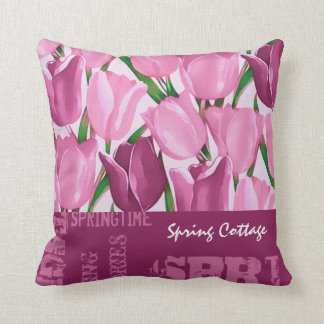 Spring Cottage. Decorative Gift Pillows