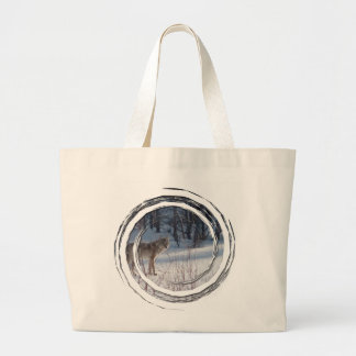 Spring Coyote Canvas Bags