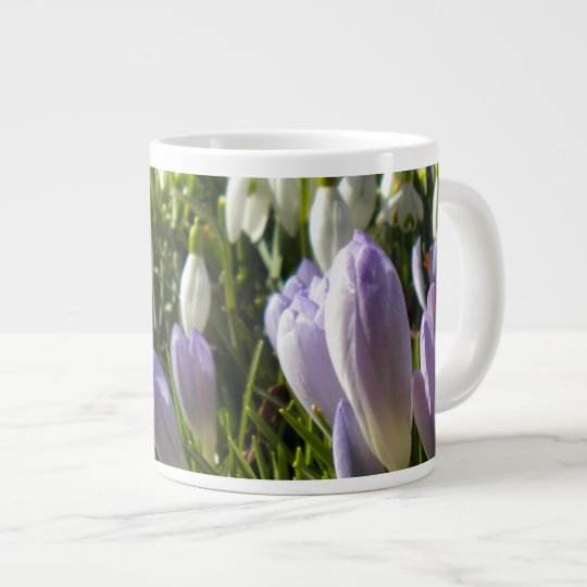 Spring Crocus Specialty Mug