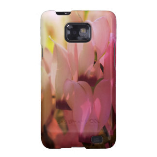 Spring cyclamen galaxy s2 covers