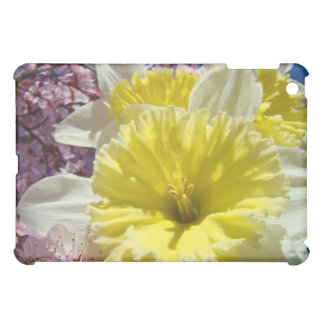 Spring Daffodil Flowers iPAD cases custom nature