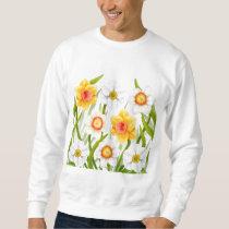 Spring Daffodils Sweatshirt