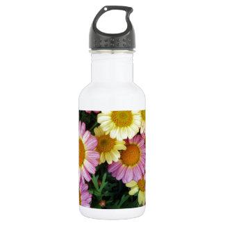 Spring Daisies Blooms Stainless Steel Water Bottle