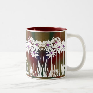spring Daisy C Mug