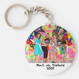 Spring Dance 007, Rock on, Sisters!, 2007 Key Chains