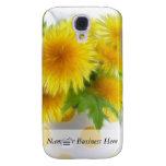 Spring Dandelion Bouquet Samsung Galaxy S4 Case