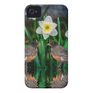 Spring Date iPhone 4 Cover