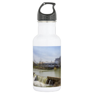 Spring Day At Ozark Mill Water Bottle