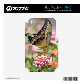Spring Day iPod Touch 4G Decals