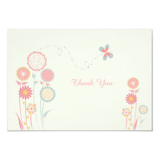 Spring Day Thank You Cards