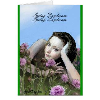 Spring Daydream Card