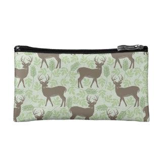 Spring Deer Pattern Makeup Bag