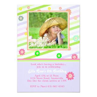 Spring Delight Photo Card