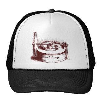 spring device trucker hat