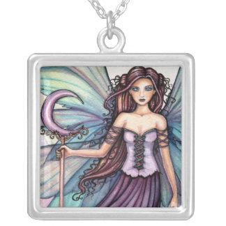 Spring Dream Fairy Necklace