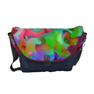 Spring Dream Wild Vibrant Messenger Bag Courier Bags