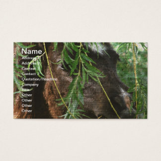 Spring Dreams Mini and Willow Tree Business Card
