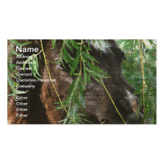 Spring Dreams Mini and Willow Tree Double-Sided Standard Business Cards (Pack Of 100)