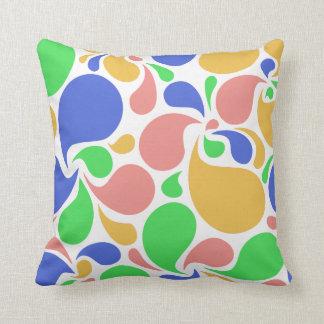 Spring Drop Design Pillow