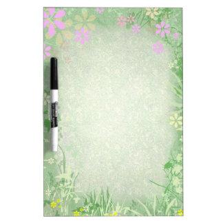 Spring Dry-Erase Whiteboard