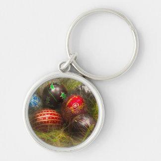 Spring - Easter - Easter Eggs Keychain