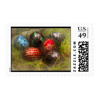 Spring - Easter - Easter Eggs Postage
