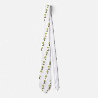 spring easter egg tree tie