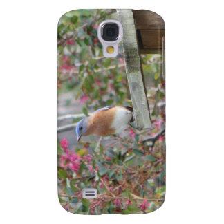 Spring Eastern Bluebirds Samsung Galaxy S4 Case