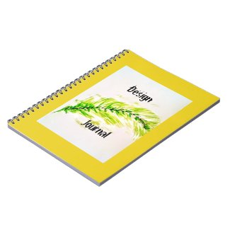 Spring Edition Notebook