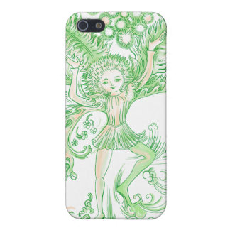 Spring Elf Cover For iPhone SE/5/5s