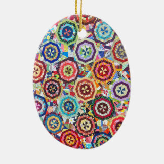 Spring Equinox Ceramic Ornament