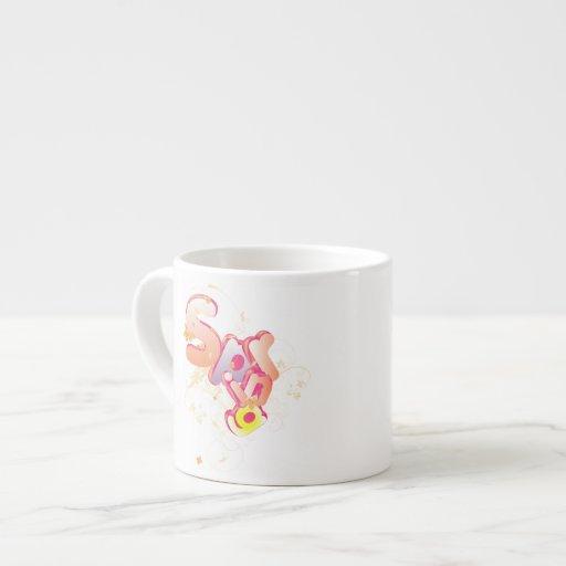 Spring Espresso Mug