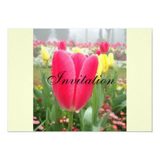 Spring Explosion Card